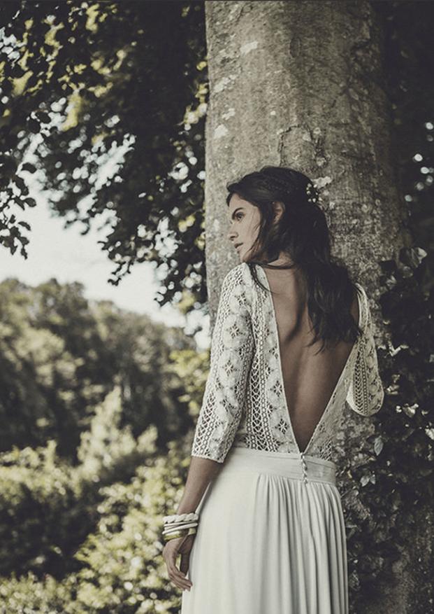 Laurent-Nivalle-La-mariee-aux-pieds-nus-Laure-de-Sagazan-Robes-de-mariee-Collection-2015-Robe-Palma-dos1-621x877