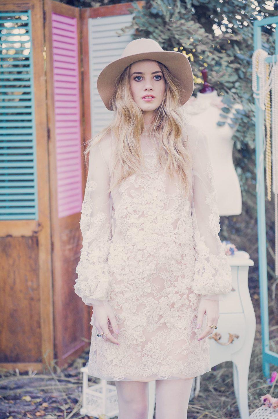 Vestido novia boto-Love Lovely