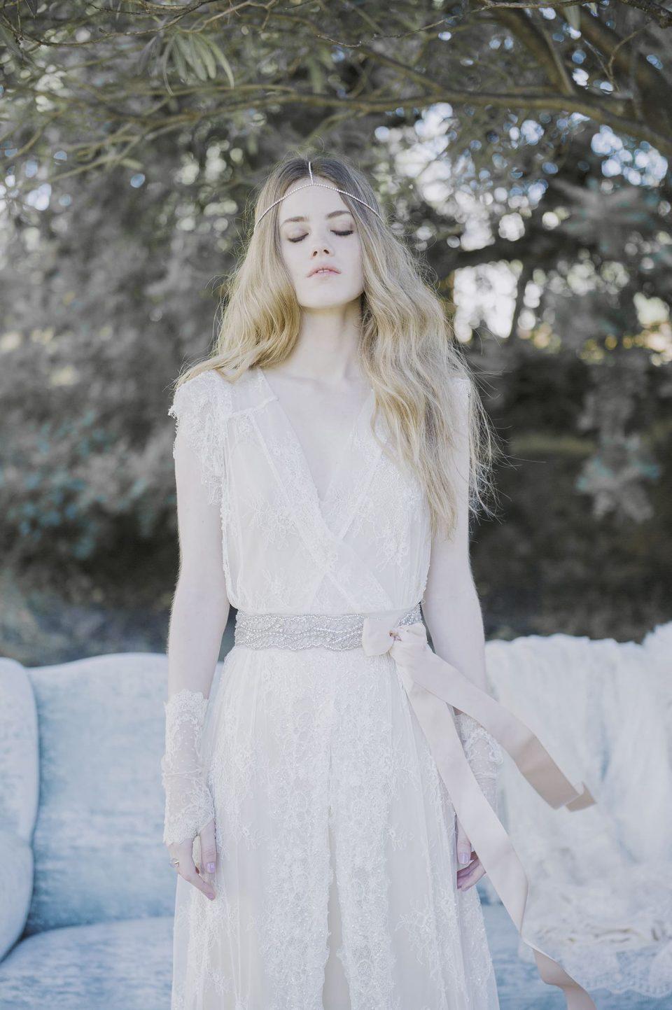 Vestido de novia Inmaclé -Love Lovely