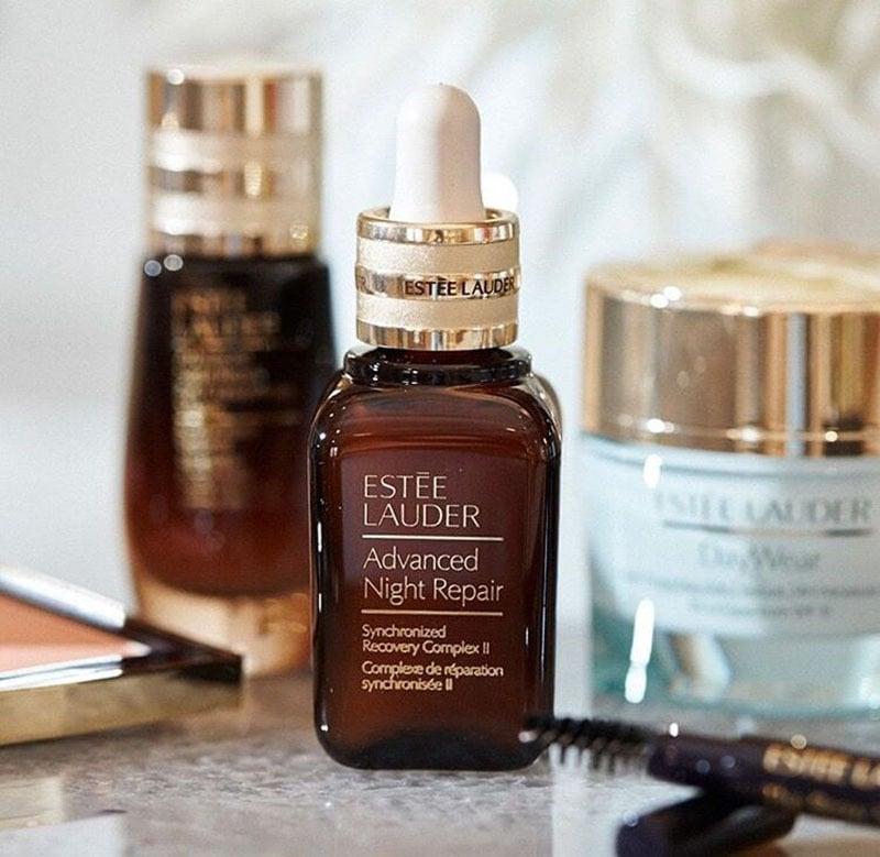 make up, Estee Lauder night repair