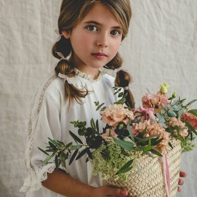 vestido de niña de labube