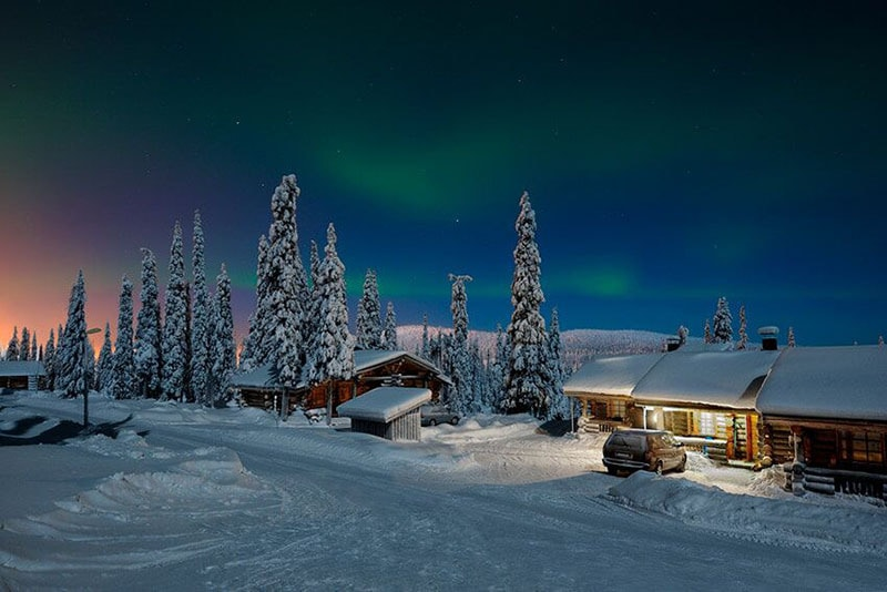 Lugares con encanto. Laponia