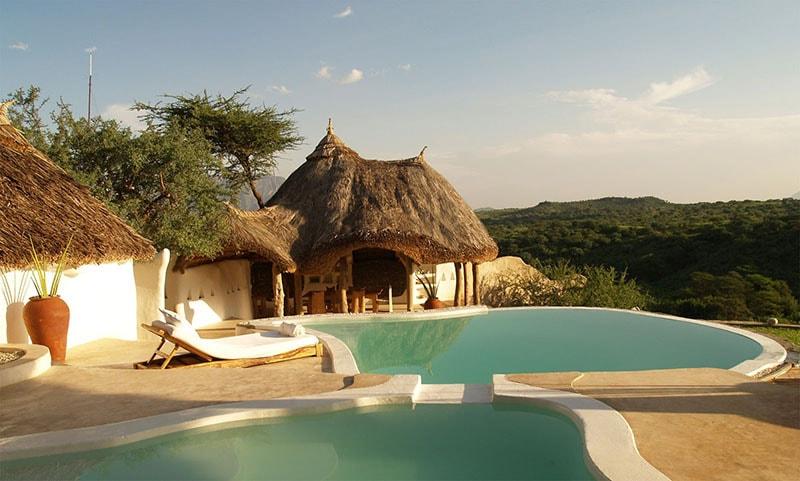 viaje de novios. Kenya