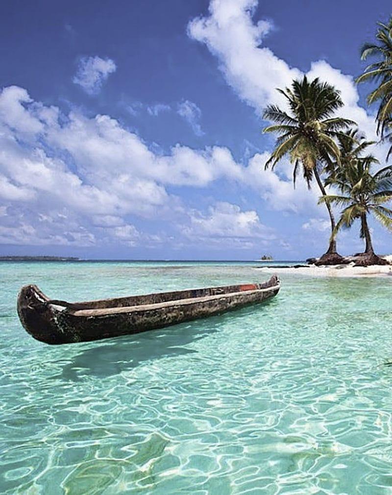viaje de novios. Panama