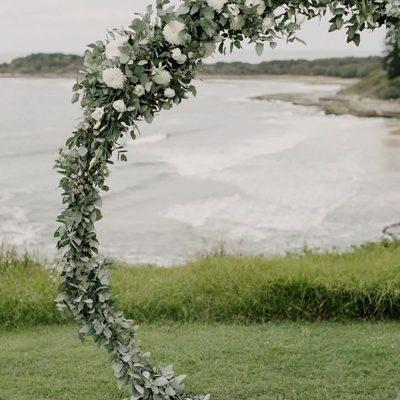 Tendencias deco bodas. Arco