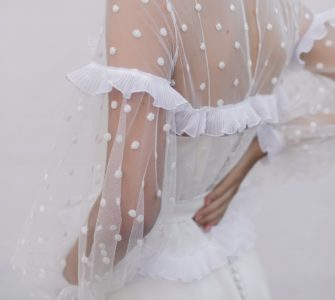 Tendencias en vestidos de novia