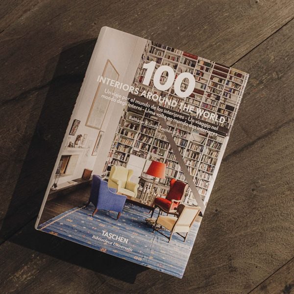 100 Interiors Around the world. Un viaje por el mundo de los interiores