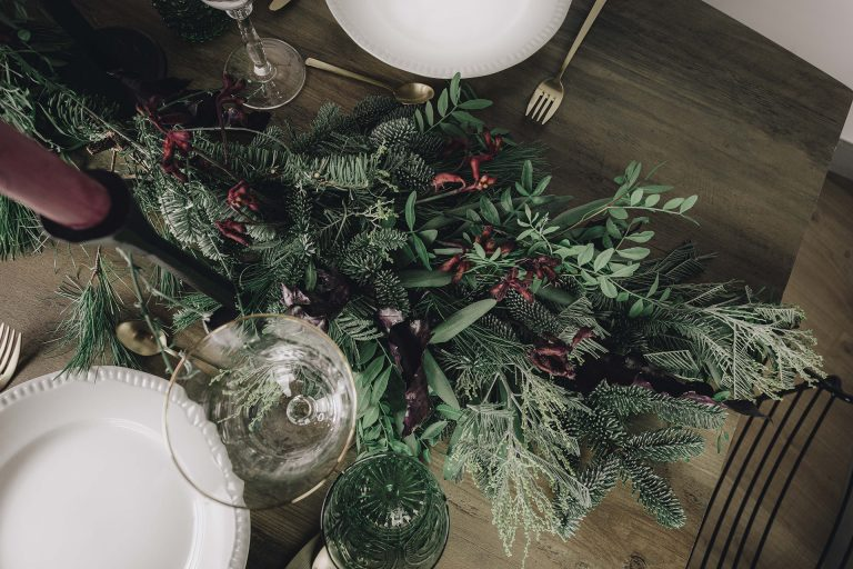 navidad_mesa_burdeos