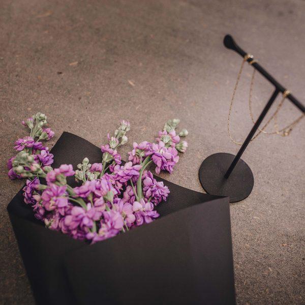 Ramillete flor fresca